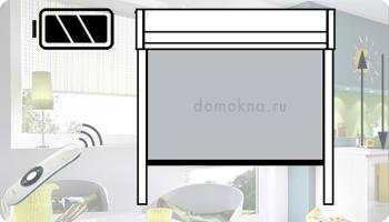 Комплект автоматики AMIGO (АМИГО) для рулонных штор UNI и MINI