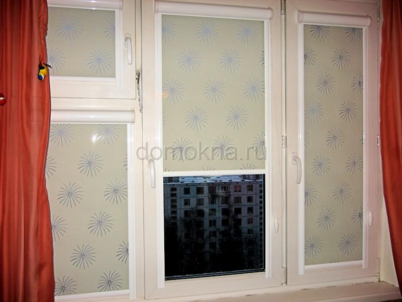 Кассетные рулонные шторы своими руками - Торговая Компания M-Alina