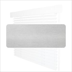 Кассетные горизонтальные жалюзи - Металлик 25мм №7005