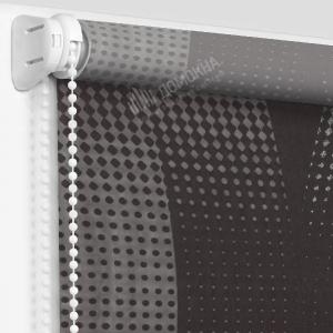 Рулонная штора алехандро черный