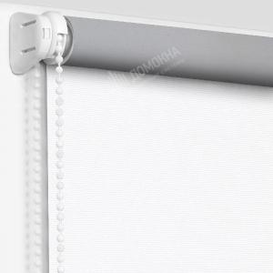 Рулонная штора альфа алю белый