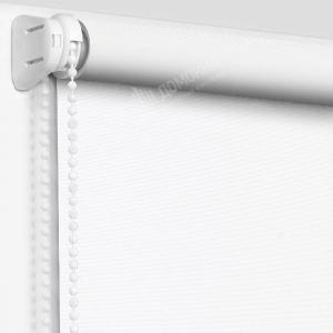 Рулонная штора альфа белая