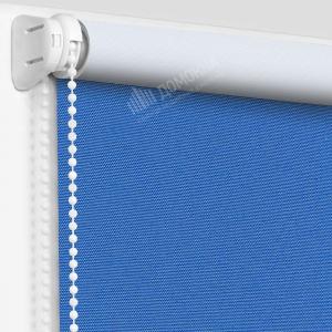Рулонная штора ► альфа блэкаут синий