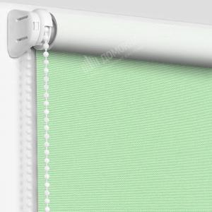Рулонные шторы МИНИ - Альфа блэкаут зеленый