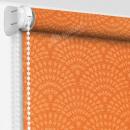 Ажур оранжевый