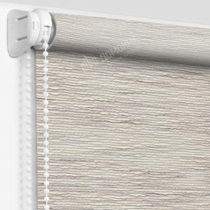 Рулонные шторы с рисунком гиза светло-бежевая