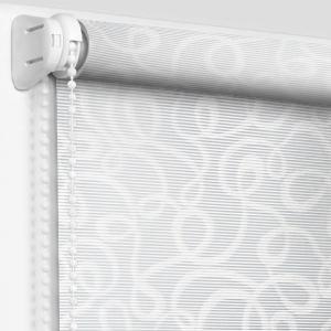 Рулонные шторы МИНИ - Вальс белый
