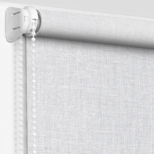 Рулонные шторы МИНИ - Вуаль белая