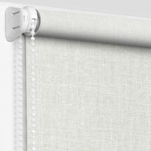 Рулонные шторы с рисунком вуаль ваниль