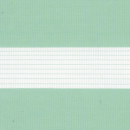 Рулонные шторы ZEBRA-UNI (ЗЕБРА-УНИ) - Стандарт бирюза
