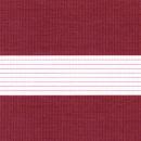 Рулонные шторы ZEBRA-MINI (ЗЕБРА-МИНИ) - Стандарт брусника