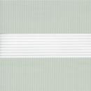 Рулонные шторы ZEBRA-MINI (ЗЕБРА-МИНИ) - Стандарт фисташковый