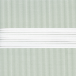 Рулонные шторы ZEBRA-UNI (ЗЕБРА-УНИ) - Стандарт фисташковый