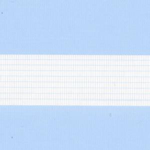 Рулонные шторы ZEBRA-UNI (ЗЕБРА-УНИ) - Стандарт голубой
