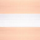Рулонные шторы ZEBRA-MINI (ЗЕБРА-МИНИ) - Стандарт персик