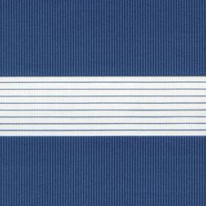 Рулонные шторы ZEBRA-UNI (ЗЕБРА-УНИ) - Стандарт синий