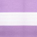 Рулонные шторы ZEBRA-MINI - Стандарт сиреневый