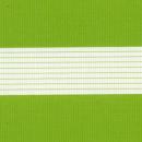 Рулонные шторы ZEBRA-MINI - Стандарт светло-зеленый