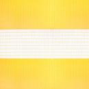 Рулонные шторы ZEBRA-MINI - Стандарт желтый
