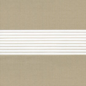 Рулонные шторы ZEBRA-UNI (ЗЕБРА-УНИ) - Стандарт бежевый