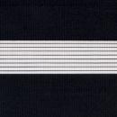 Рулонные шторы ZEBRA-MINI - Стандарт черный