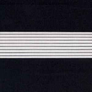 Рулонные шторы ZEBRA-UNI (ЗЕБРА-УНИ) - Стандарт черный