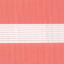 Рулонные шторы ZEBRA-MINI (ЗЕБРА-МИНИ) - Стандарт розовый