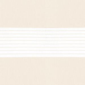 Рулонные шторы ZEBRA-UNI (ЗЕБРА-УНИ) - Стандарт светло-бежевый