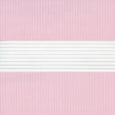 Рулонные шторы ZEBRA-UNI (ЗЕБРА-УНИ) - Стандарт светло-розовый