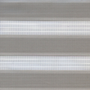 Рулонные шторы ZEBRA - АДАЖИО 1852 серый