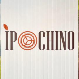 Вертикальные тканевые жалюзи с логотипом IP CHINO