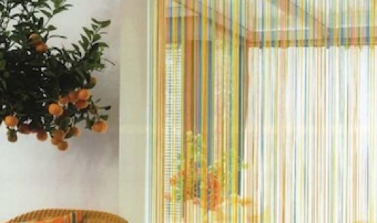 Веревочные шторы «Бриз»