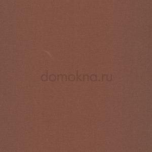 Рулонные шторы UNI (УНИ) - Альфа темно-коричневая