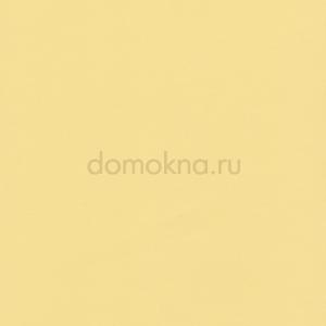 Закрытые рулонные шторы альфа желтая