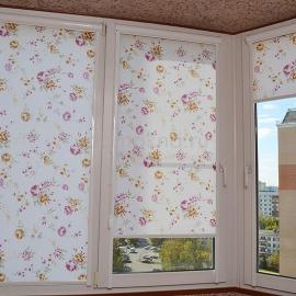 рулонные шторы уни