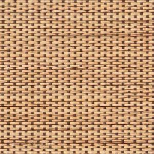 Пружинные шторы шанхай коричневый