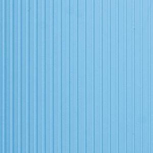 Вертикальные пластиковые жалюзи - Рибкорд голубой