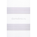Рулонные шторы ZEBRA-MINI (ЗЕБРА-МИНИ) - Стандарт белый