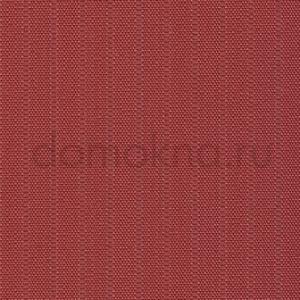 Жалюзи вертикальные - Лайн темно-красный