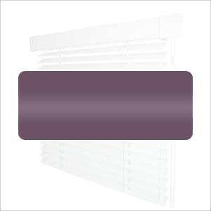 Кассетные горизонтальные жалюзи - Однотонные 25мм №4858