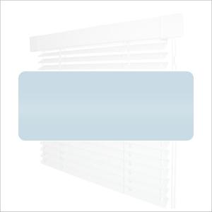 Кассетные горизонтальные жалюзи - Однотонные 25мм №5173